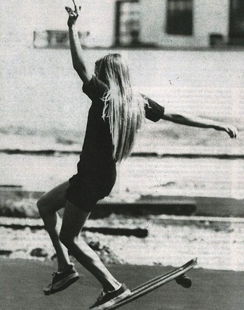 Beautiful Photos of Skater Girls from the 1970's   GIRL ...