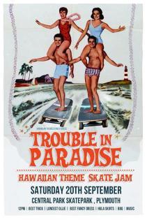 troubleinparadise