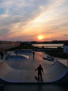 Hove Lagoon Skatepark
