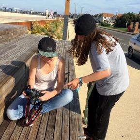 Jenna & Josie