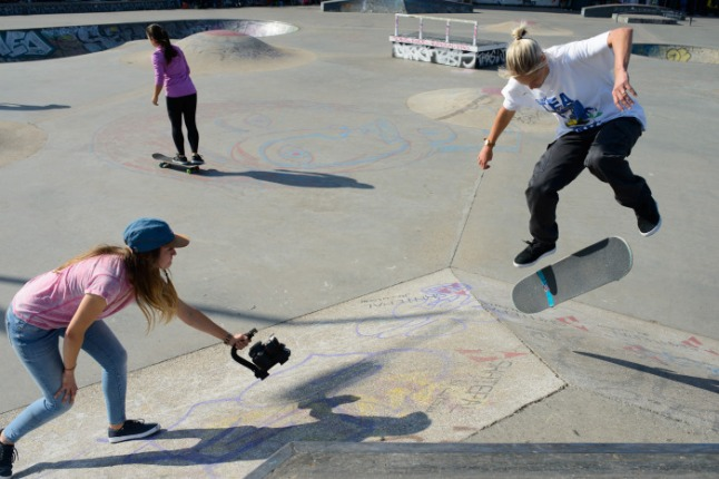 Image result for lucy adams skateboarding