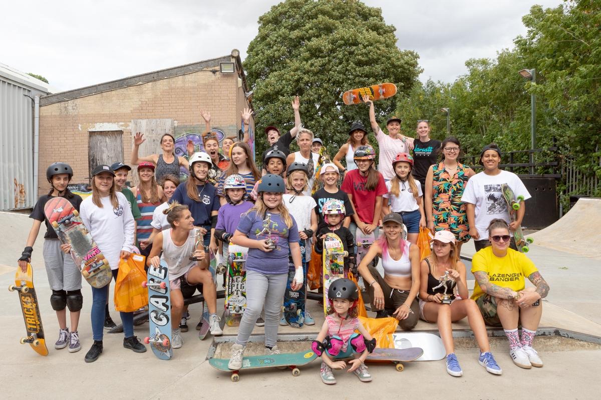 Girl Skate Jam 2018